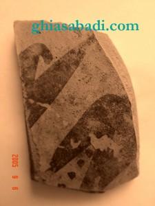 نقاشی پیش تاریخی تپه حصار دامغان