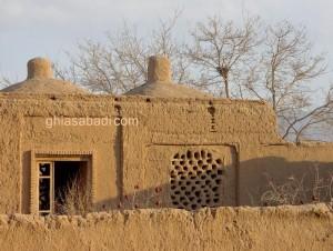 خانهای در روستای تربقان کاشمر